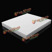 Автомобиля волокна кабины воздушный фильтр белый для джипа Чероки 2015 Крайслера 200 2014-2015
