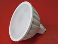 Лампа светодиодная LEDEX 5W MR16 GU5.3 475lm теплый свет