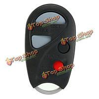 4 кнопки дистанционный дистанционный ключ деталь корпуса брелока для замены Nissan Infiniti