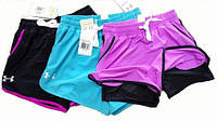 Спортивные шорты женские Under Armour № 1282600