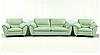 Современное кожаное кресло - ЭЛЬЗА (120 см), фото 2