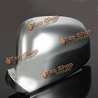 Левое зеркало заднего вида крышка корпуса корпус для гольфа mk5 Фольксваген Джетта 05-11