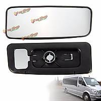 Правая стороны водителя дверь крыло зеркало ниже маленький широкий стекло для Mercedes Sprinter