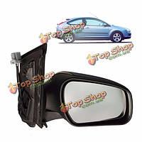 Створка зеркальное стекло 04-08 электрический подогрев загрунтованную правая сторона для Ford Focus MK2