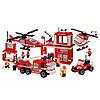 Конструктор Пожарная станция 750 деталей Best-Lock 75052