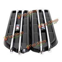 Декоративные воздушный поток Fender боковые вентиляционные отверстия отверстия решетки радиатора для BMW е90 e91