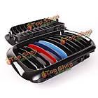 Спереди глянцевый черный M стиль почек гриль решетка радиатора для BMW е36 97-99, фото 4