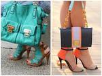Новые правила хорошего тона: как сочетать обувь и сумку и стоит ли это делать?