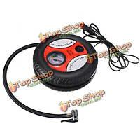 260psi авто автомобиль электрический шин инфлятором насос высокого давления манометр компрессора 12v
