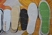 Стелька для обуви, кожа,разм от 37 до 41