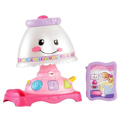 Детские лампы, светильник и часы