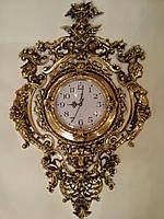 """Настенные часы """"Рымлян"""" из бронзы"""