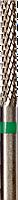 Фреза з великої хрестоподібної нарізкою