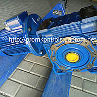 Мотор-редуктор NMRV 130 с электродвигателем 4 кВт
