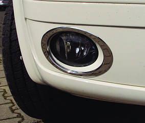 Окантовка на противотуманики Volkswagen T5 2010+ (2 шт.)