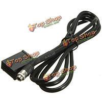 Вход для адаптера аудио AUX кабель 3.5 мм женщина для BMW E85 E86 Z4 E83 x3 Mini Cooper