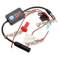 Муравей-208 Усилитель сигнала автомобильный радиоприемник авто антенна усилитель 12v