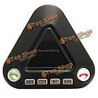 Автомобильный комплект беспроводной MP3-плеер FM передатчик USB ТФ автомобильное зарядное устройство пульт дистанционного управления с функ, фото 7