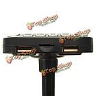 Автомобильный комплект беспроводной MP3-плеер FM передатчик USB ТФ автомобильное зарядное устройство пульт дистанционного управления с функ, фото 8