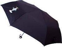 Зонт AIRTON 3512-33 черный, механика, 3 сложения