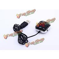 Громкой связи Car Audio ресивер с Bluetooth Функция FM-передатчик TF карта Окс аудио mp3-плеер