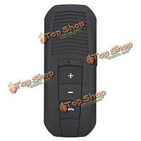 Автомобильный микрофон с громкоговорителем радио комплекта скрепки щитка Bluetooth v3.0 оставляющий руки свободными спикер звонит оставляющем