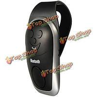 Универсальная тонкая беспроводная Bluetooth автомобильный комплект громкой связи динамик телефона козырек клип