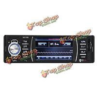 3.6-дюймов автомобильный радиоприемник аудио стерео видео mp5 плеер в тире Bluetooth  FM Окс USB HD 12v