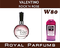 Духи Royal Parfums (рояль парфумс)  Valentino «Rock'n Rose» (Валентино «Рок энд Роуз»)  50 мл №80