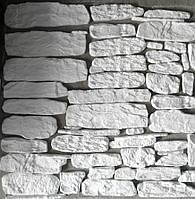 """Декоративный камень """"Винный погреб""""   белый"""