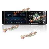 4.1-дюйм громкой связи автомобильный радиоприемник стерео MP3 mp4 плеер колесо управления FM/USB с функцией Bluetooth  система