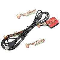 USB GPS приемник для автомобиля портативный компьютер нетбук навигации GPS Каналы мыши антенна