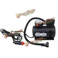 Автомобиля 12V электрический насос воздушный компрессор шин надувное 300 PSI портативный
