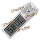 Точная машина мин термометра указателя температуры автоматического ЖК, фото 7