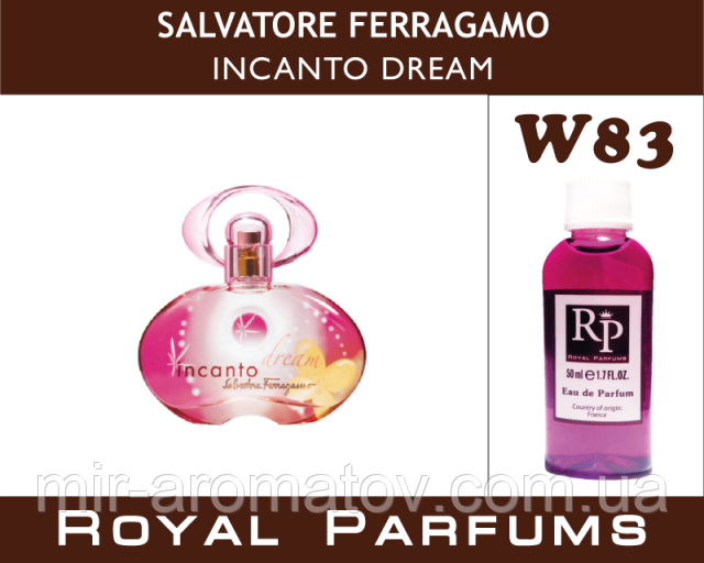 Жіночі парфуми на розлив Royal Parfums Salvatore Ferragamo «Incanto Dream» №83 100мл