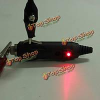 Мужчина 12В автомобильного прикуривателя гнездо / штекер / разъем 5А с LED & предохранитель