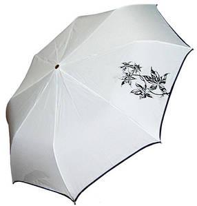 Зонт AIRTON 3512-29 белый, механика, 3 сложения
