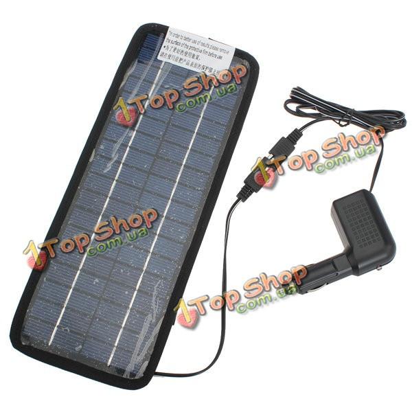 12В 4.5w Солнечная батарея для зарядки автомобильных аккумуляторов - ➊TopShop ➠ Товары из Китая с бесплатной доставкой в Украину! в Киеве