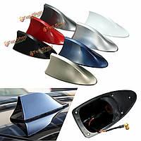 АБС-пластик сигнала типа крыши акульих плавников антенны радиоантенны универсиальная для большинства автомобилей