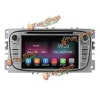 1024x600 4 ядерный Wi-Fi для Ford Mondeo фокуса GPS ownice c200 OL-7202 DVD-плеер автомобиля RAM 2g навигации