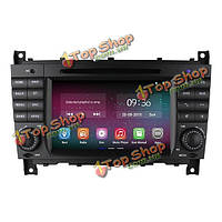 Ownice C200 OL-7947 1024x600 андроид для Benz C-класса W203 CLK W209 GPS навигации DVD радио-плеер 2g RAM автомобиль