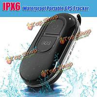 Lk106 IP66 водонепроницаемый портативный Mini GPS трекер устройство слежения