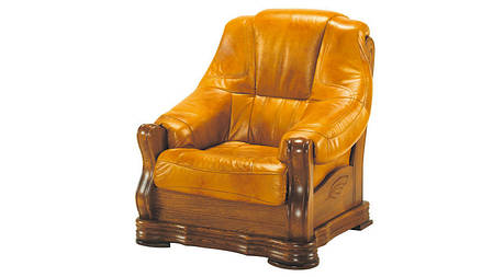 Мягкое классическое кресло BOZENA (90 см), фото 2