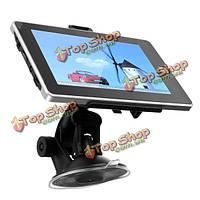 E70 5-дюймов 4Гб экран HD Автомобильный GPS навигации навигатор спутниковой навигации бесплатно нам карты обновления