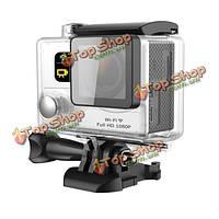 EKEN G3 спортивная камера Wi-Fi 2-дюймов ЖК-дисплей 170° Широкий угол ТВ-выход HDMI аксессуары
