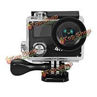 Eken h8 Wi-Fi камера действий спорта DV Автомобильный видеорегистратор 4k ультра HD двойной экран 170° широкий угол