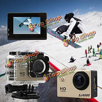 Доставка sj4000 1.5 дюймовый HD DVR автомобиля камера+16 Гб microSD TF карты памяти