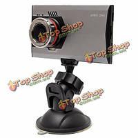 Ультратонкий Автомобильный видеорегистратор 1080p Full HD видеорегистратор 3.0inch ЖК-панель приборов ночного видения Верблюд