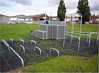 Площадка для паркура