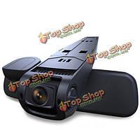Автомобиль тире камера DVR 1.5-дюймовый 1080p NOVATEK 96650 конденсатор батареи H.264 A118